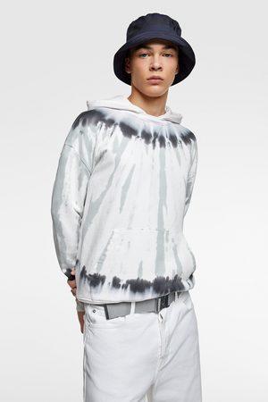 Zara Tie-dye hoodie