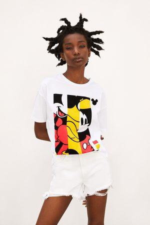 Zara ©disney's mickey mouse t-shirt