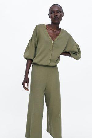 Zara Culotte jumpsuit
