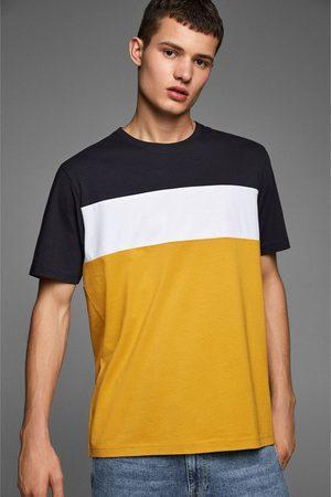 Zara Colour block t-shirt