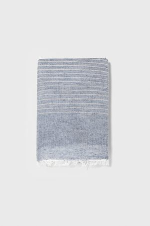 Zara Striped scarf
