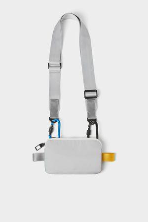 Zara Miehet Matkapuhelimet - Phone carrying case with colour detail