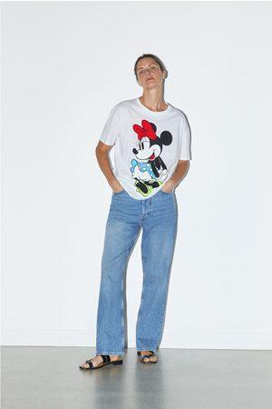Zara Minnie © disney t-shirt
