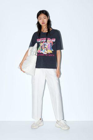 Zara Naiset T-paidat - ©disney princess t-shirt