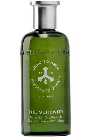 SEED TO SKIN Naiset Bodyt - 150ml The Serenity Body Oil