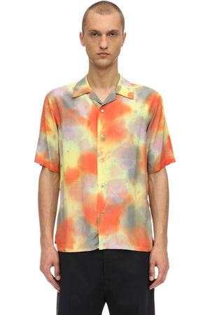 AMBUSH Hawaiian Tie Dye Rayon Shirt