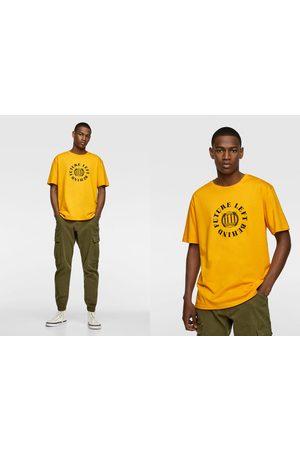 Zara Contrasting printed t-shirt