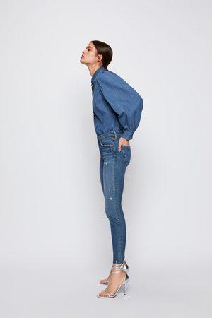 Zara Jeans zw premium skinny island