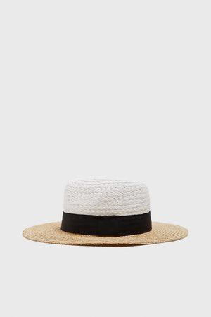 Zara Three-tone hat