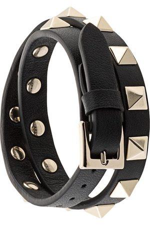 VALENTINO GARAVANI Naiset Rannekorut - Rockstud wrap-around bracelet