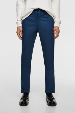 Zara Slim chino trousers
