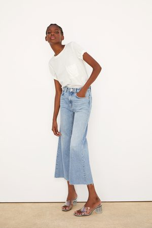 Zara Wide-leg jeans