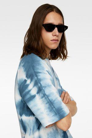 Zara Tie-dye print sweatshirt