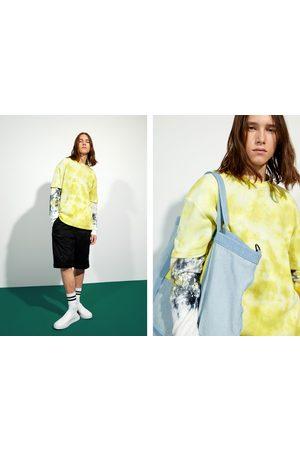 Zara Miehet Solmiot - Tie-dye print sweater
