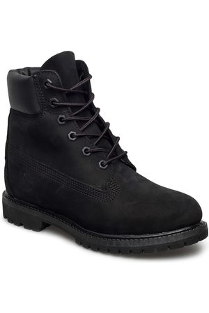 Timberland Naiset Nilkkurit - 6in Premium Boot - W Shoes Boots Ankle Boots Ankle Boots Flat Heel
