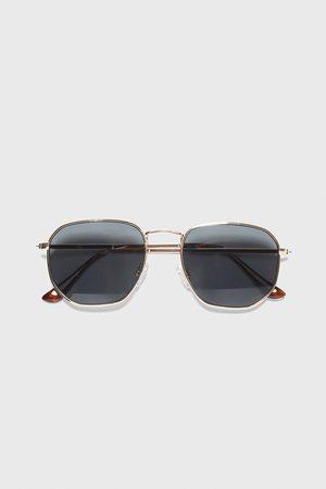 Zara Sunglasses with geometric frame