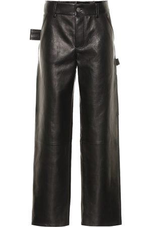 Bottega Veneta Leather pants