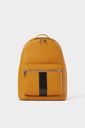 Zara Backpack with stripe detail