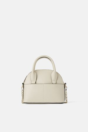 Zara Mini bowling bag