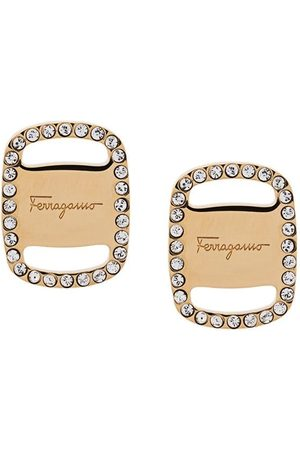 Salvatore Ferragamo Oro earrings