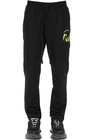 SIBERIA HILLS Bmx Cotton Blend Cargo Pants