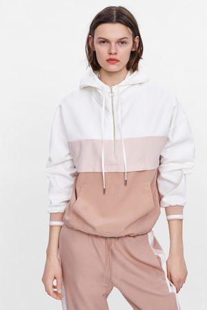Zara Naiset Lompakot & Kukkarot - Pouch pocket tracksuit jacket