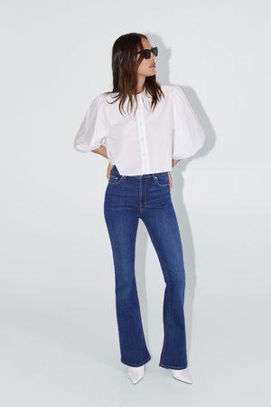 Zara Premium skinny flare jeans