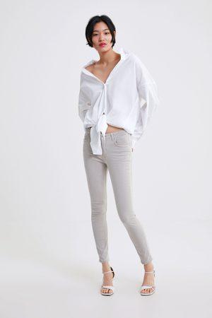 Zara Jeans zw premium skinny ice