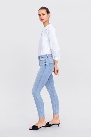 Zara Jeans zw premium '80s skinny sky