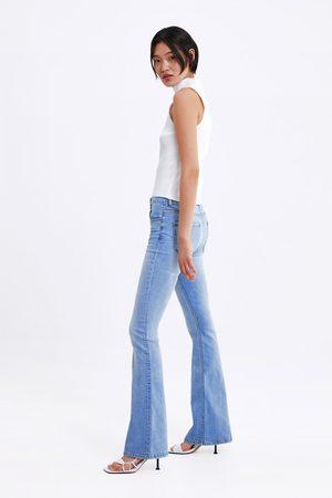 Zara Naiset Leveälahkeiset farkut - Z1975 flared jeans