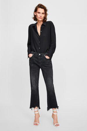 Zara Jeans zw premium bootcut venom black
