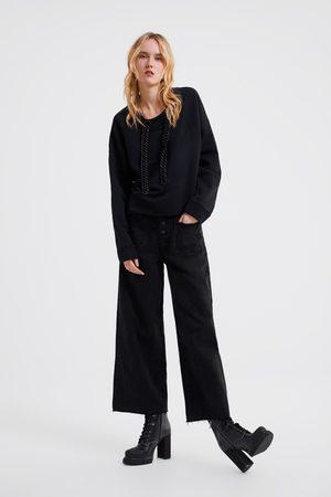 Zara Jeans z1975 wide-leg