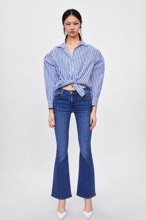 Zara Z1975 flared jeans
