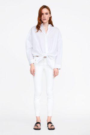 Zara Jeans zw premium skinny coated