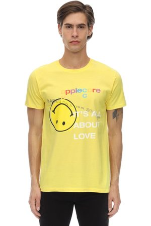 APPLECORE Miehet T-paidat - It's All About Love Cotton T-shirt