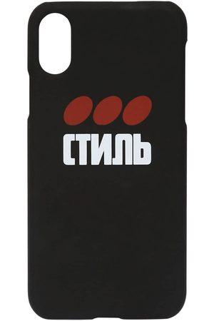 Heron Preston Naiset Matkapuhelimet - Ctnmb Print Tech Iphone Xs Cover