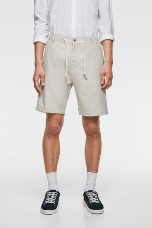 Zara Miehet Bermuda-shortsit - Rustic bermuda shorts