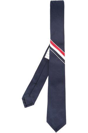 Thom Browne Miehet Solmiot - Grosgrain striped tie