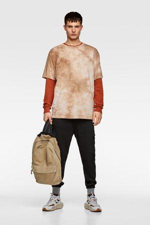 Zara Essence tie-dye t-shirt