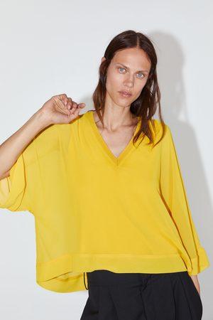 Zara Flowing blouse