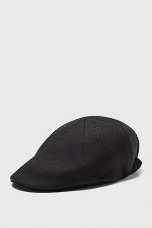 Zara Textured piqué cap