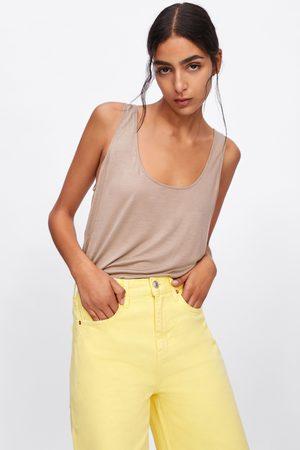Zara Vest top