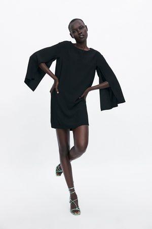 Zara Dress with slit sleeves