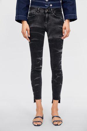 Zara Z1975 tie-dye skinny jeans