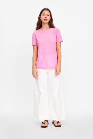 Zara Basic t-shirt