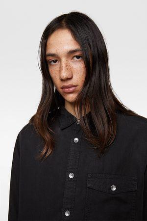 Zara Relaxed fit shirt