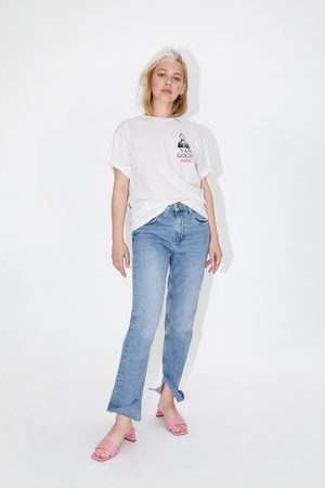 Zara Van gogh print t-shirt