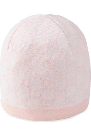 Gucci Hatut - Baby GG pattern wool hat