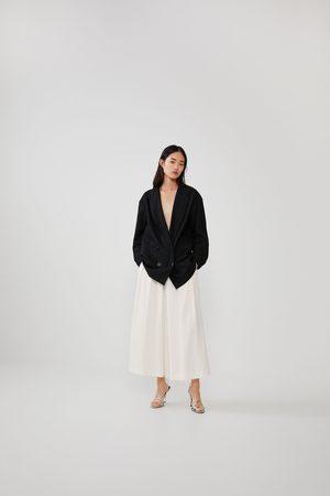 Zara Rustic culottes