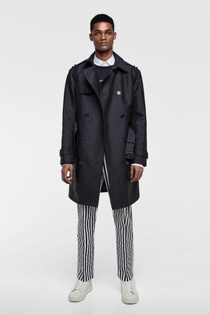 Zara Miehet Housut - Striped suit trousers